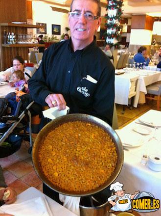 comer arroz marisco abanda valencia