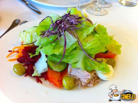 verdura valencia comer