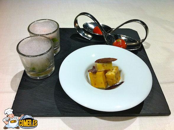 restaurantes de cocina minimalista