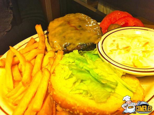 hamburguesa en valencia