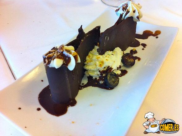 comer chocolate en valencia
