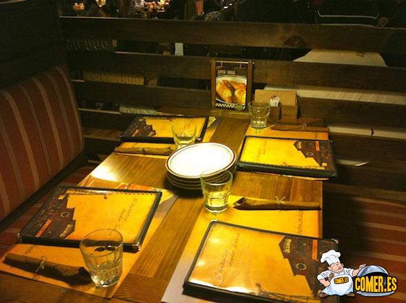 mesa ribs valencia