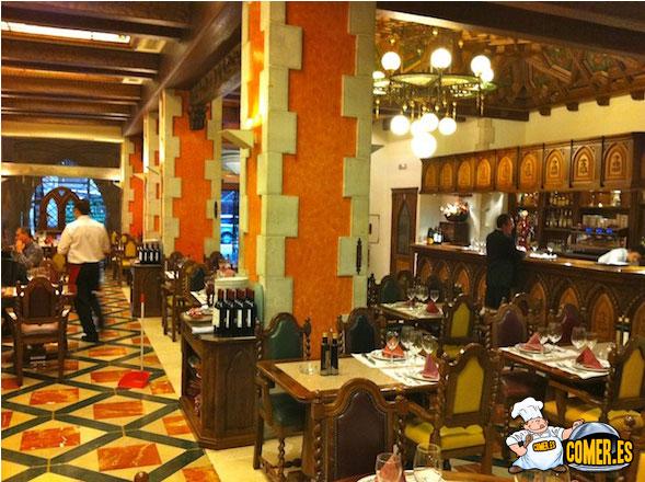 restaurante de valencia donde comer carne
