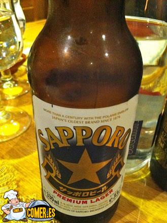 cervezas japonesas en valencia