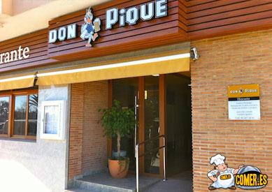 Don pique puerto de sagunto restaurantes en valencia donde comer bien - Restaurantes en puerto de sagunto ...