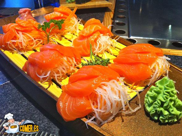 restaurantes en valencia con pescado crudo