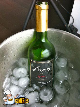 vinos blancos de rueda