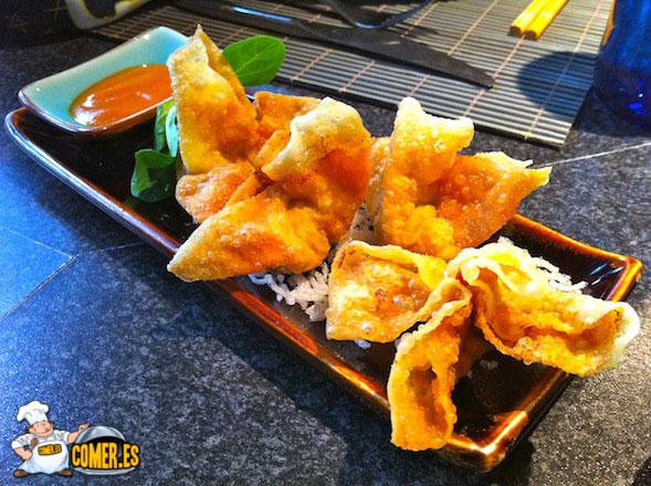 aperitivos japoneses en valencia