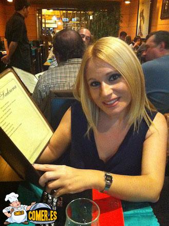 personas en restaurantes de valencia