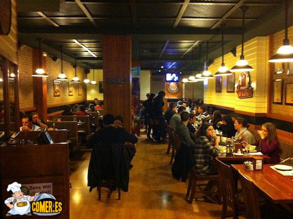 interiores de restaurantes en valencia