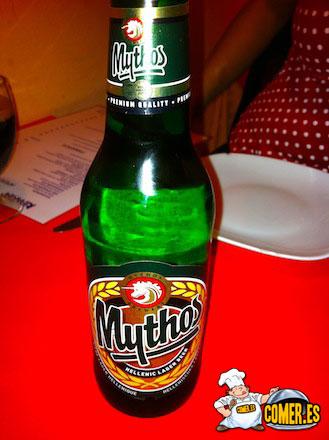 cerveza griega mytos