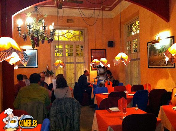restaurante griego valencia